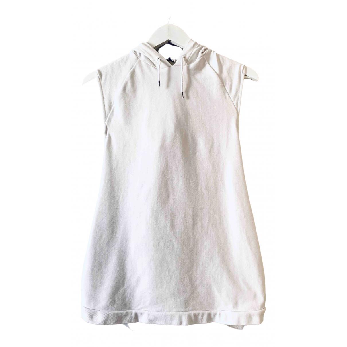 Acne Studios - Top   pour femme en coton - blanc
