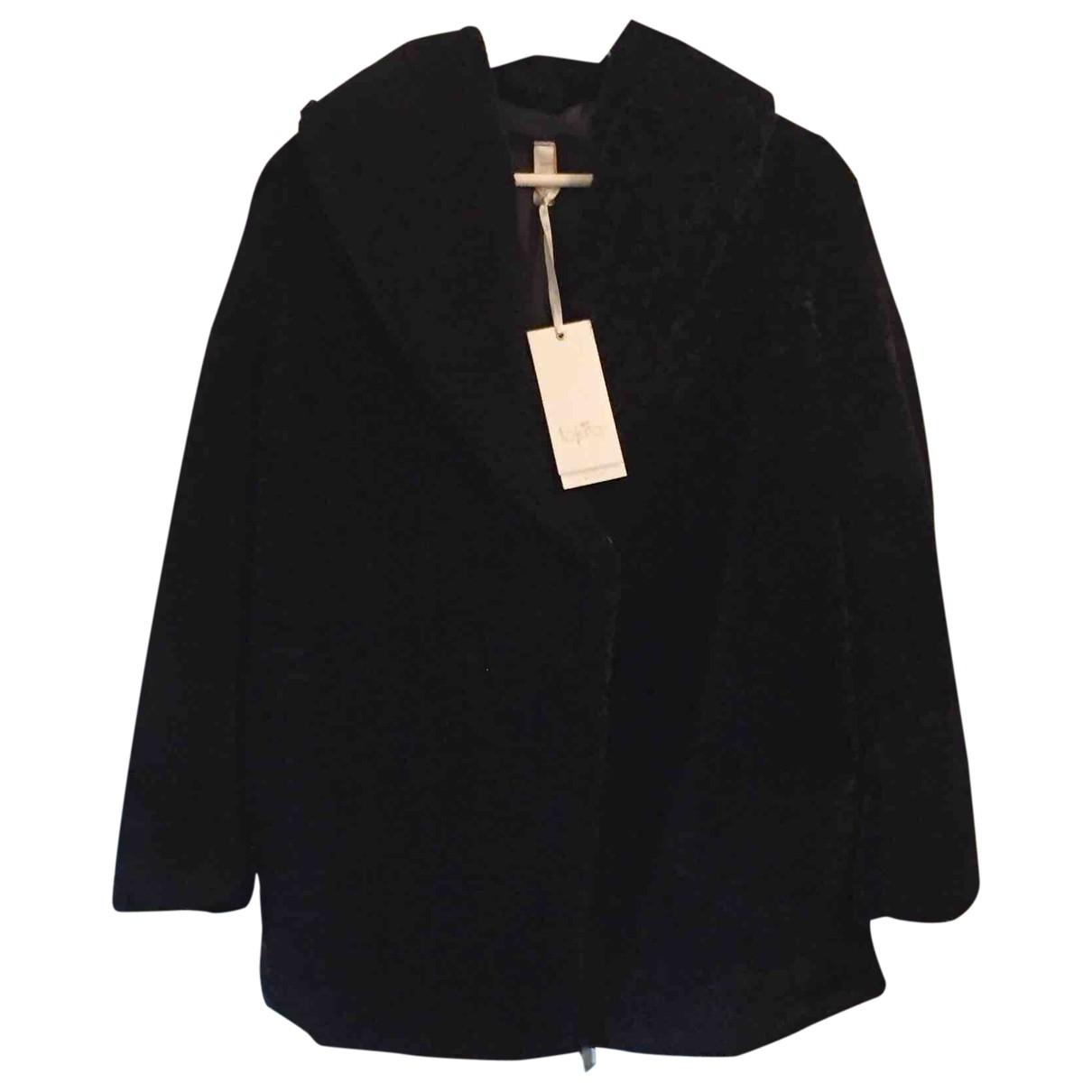 Non Signé / Unsigned \N Black coat for Women S International