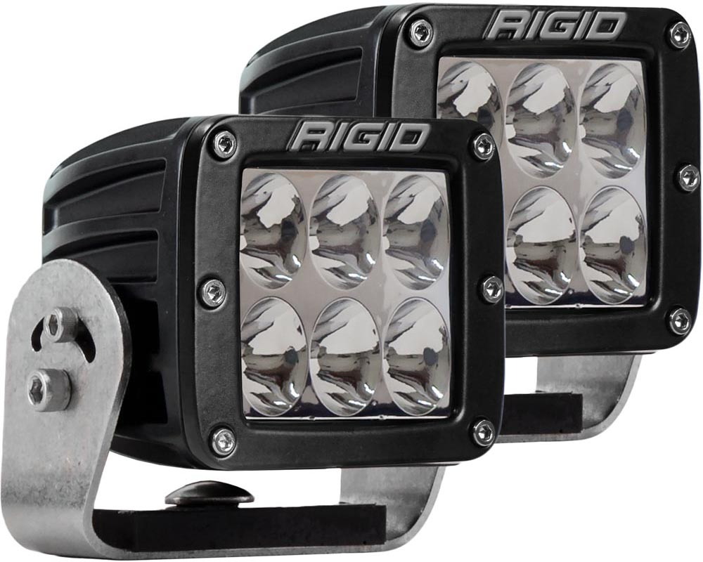 RIGID Industries Heavy Duty Driving Pair D-Series Pro