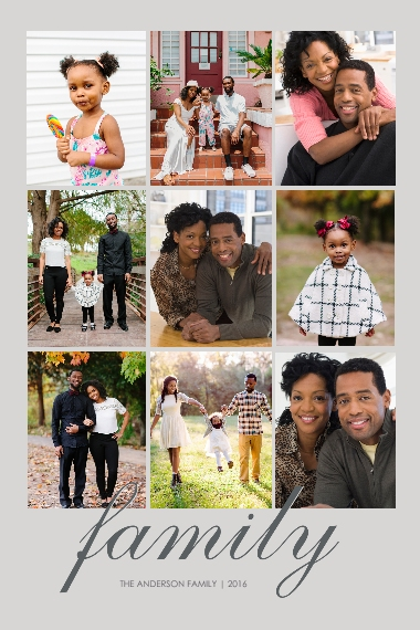 Family + Friends 20x30 Poster(s), Board, Home Décor -Family Classic