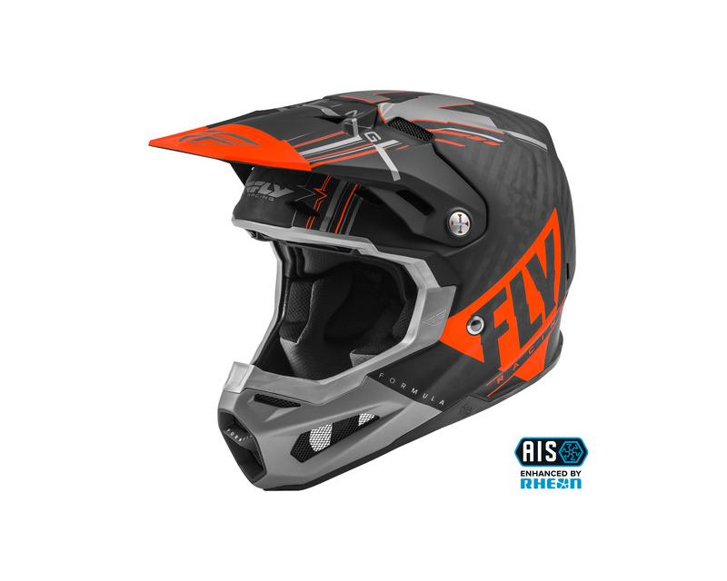 Fly Racing 73-4411L Formula Vector Helmet