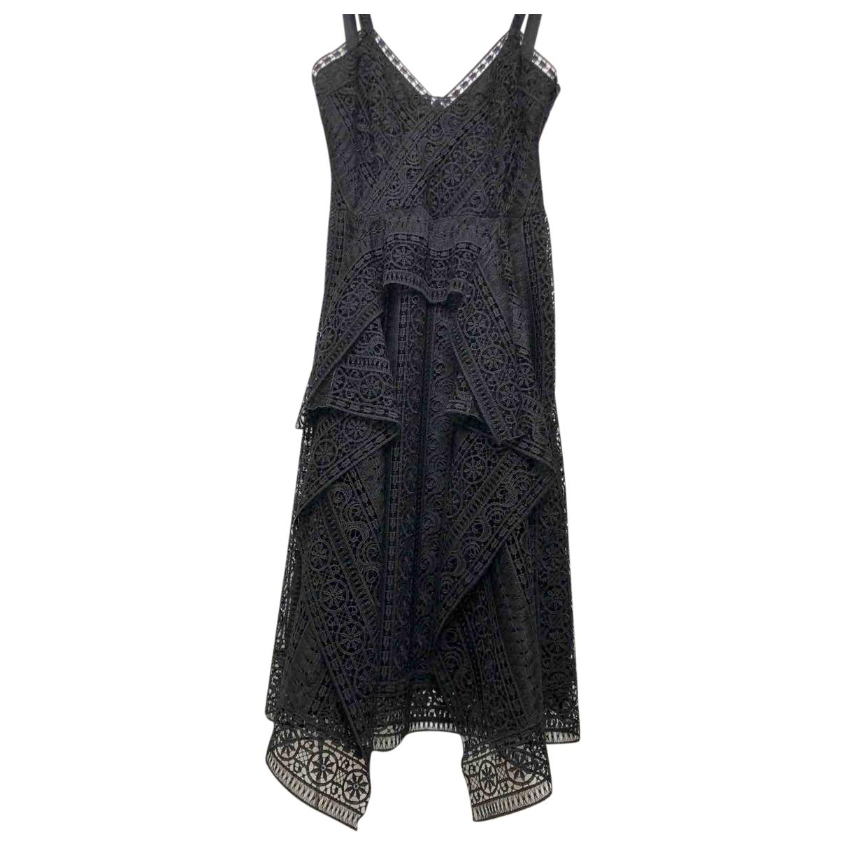 Alberta Ferretti \N Black dress for Women 40 IT