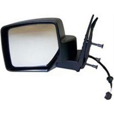 Crown Automotive Power Door Mirror (Black) - 57010077AE