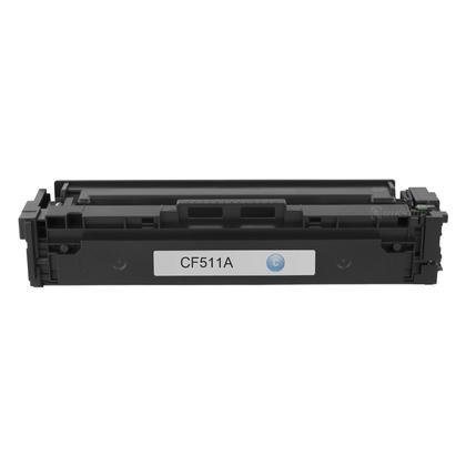 Compatible HP 204A CF511A cartouche de toner cyan - boite economique