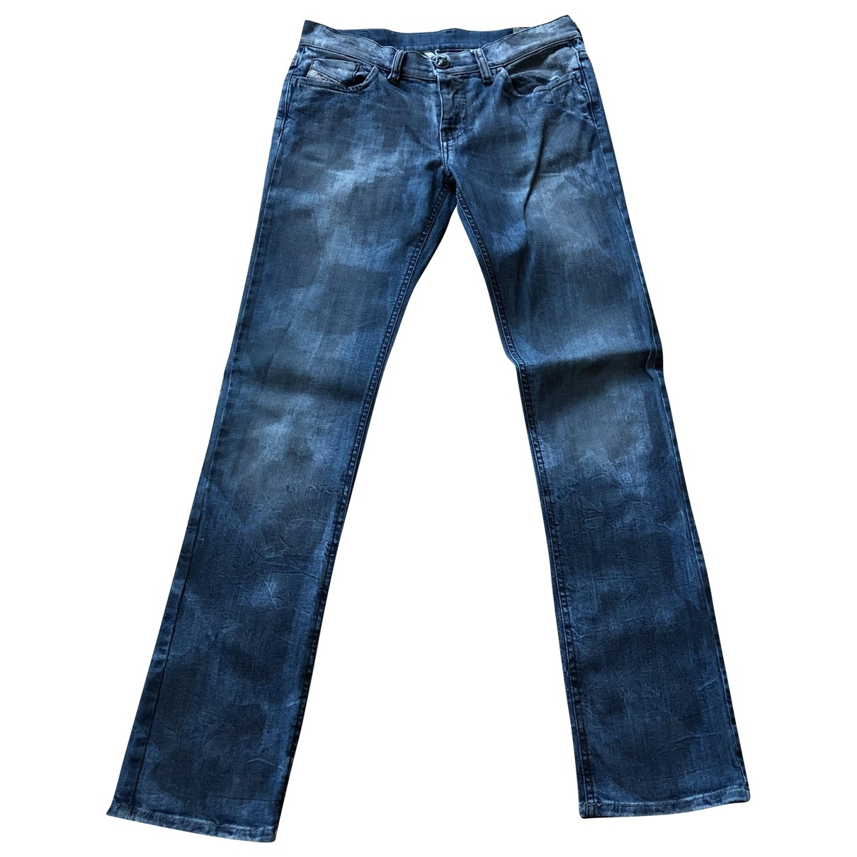 Diesel \N Blue Denim - Jeans Jeans for Women 28 US