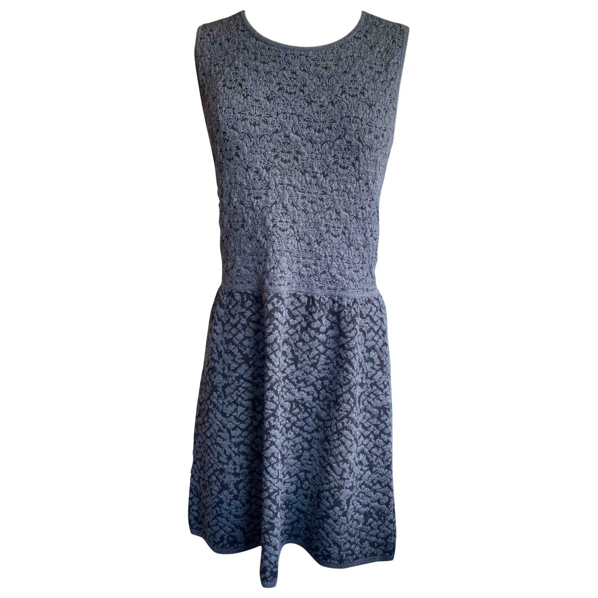 Comptoir Des Cotonniers \N Kleid in  Grau Wolle