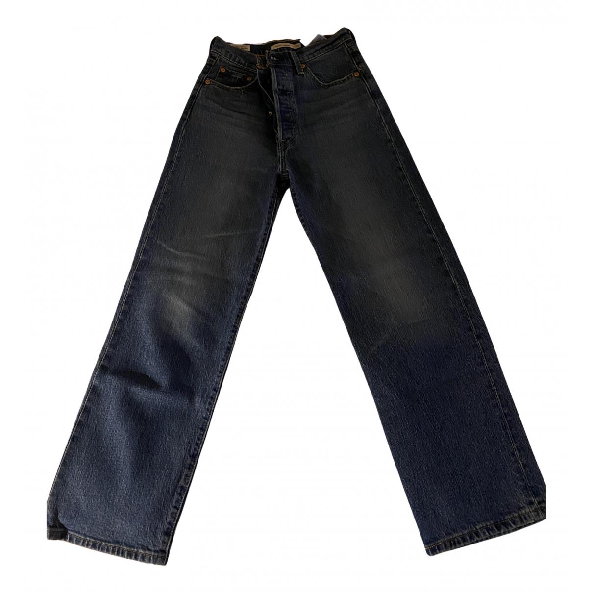 Levi's 501 Denim - Jeans Jeans for Women 26 US