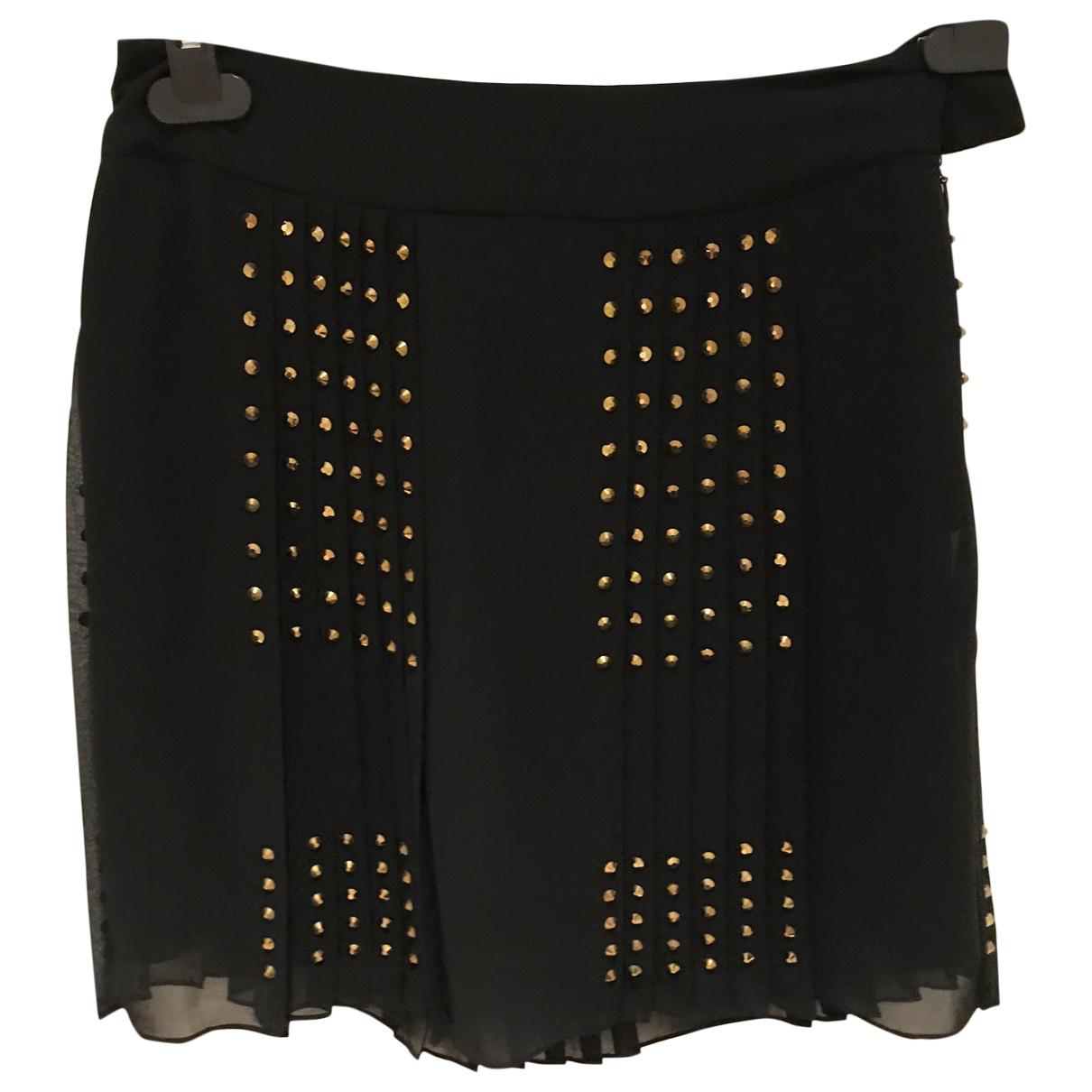 Diane Von Furstenberg \N Black skirt for Women 0 0-5