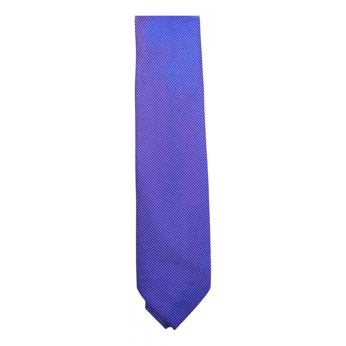 Stefano Ricci - Cravates   pour homme en soie - violet