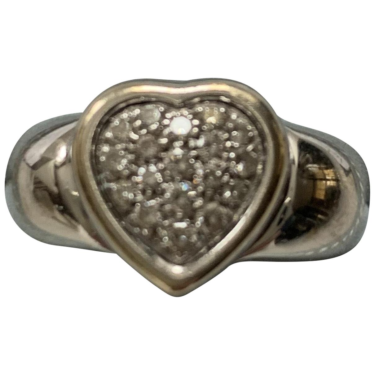Piaget \N Silver White gold ring for Women \N