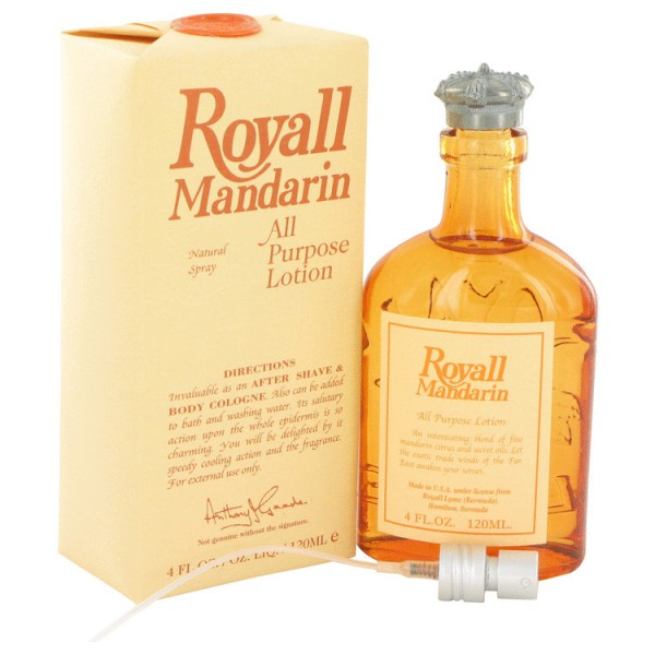 Royall Mandarin - Royall Fragrances Colonia en espray 120 ML