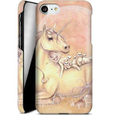 Apple iPhone 7 Smartphone Huelle - Purrfect Friends von Selina Fenech