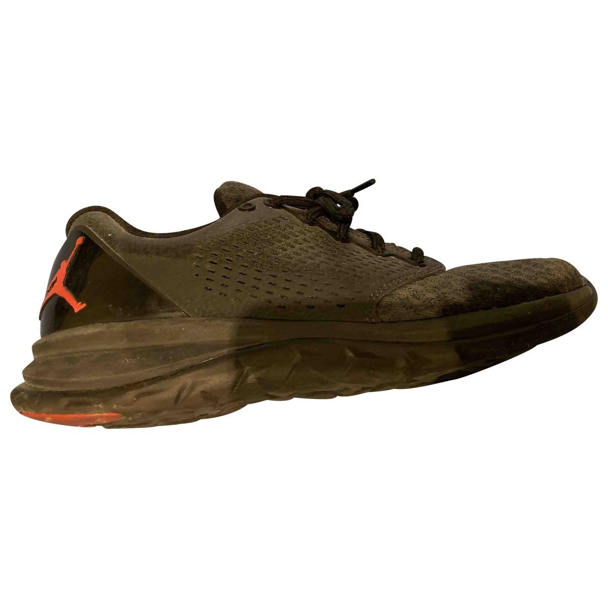 Jordan - Baskets   pour homme en toile - noir