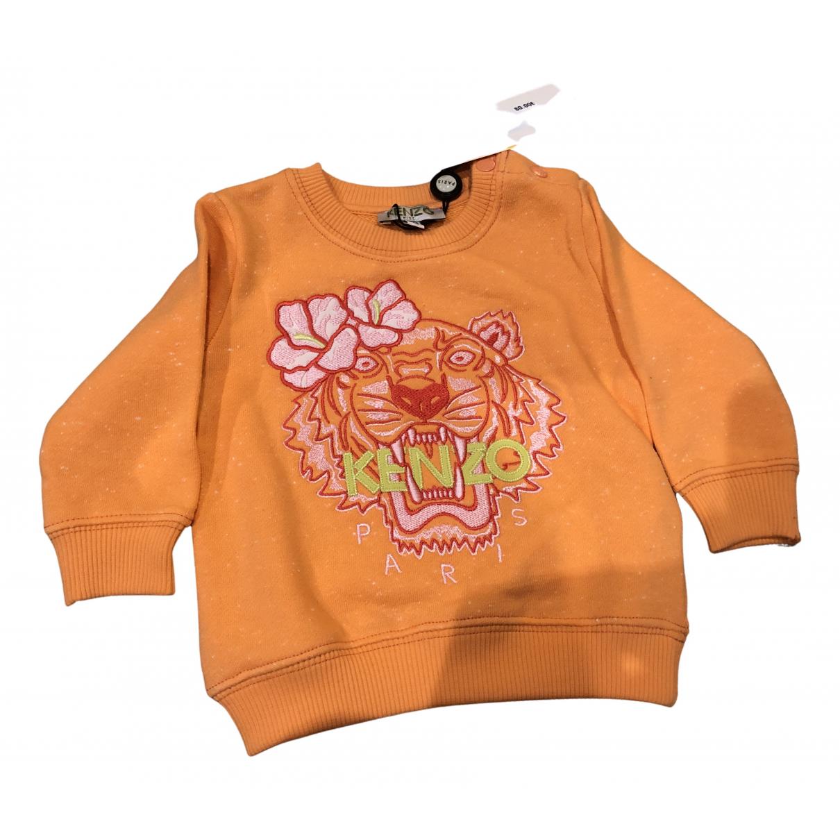 Kenzo - Pull   pour enfant en coton