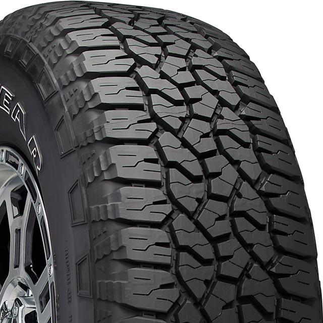 Goodyear 741130680 Wrangler TrailRunner AT Tire 265/60 R18 110T SL OWL