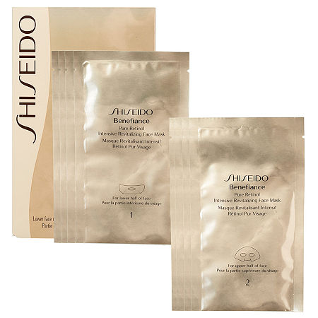 Shiseido Benefiance Pure Retinol Intensive Revitalizing Face Mask, One Size , No Color Family