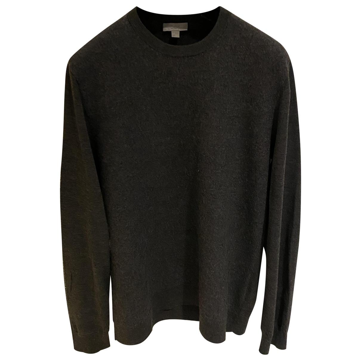 Cos N Grey Wool Knitwear & Sweatshirts for Men L International