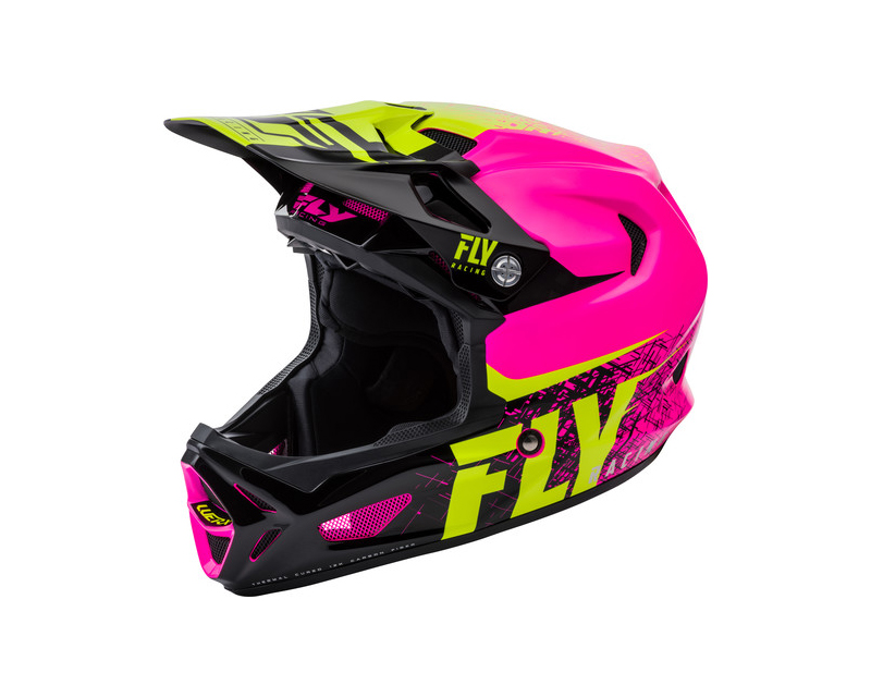 Fly Racing 73-9219M WERX Carbon Helmet