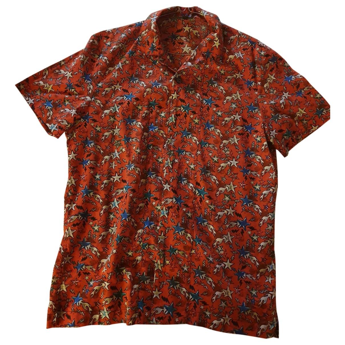 Just Cavalli \N Red Shirts for Men M International
