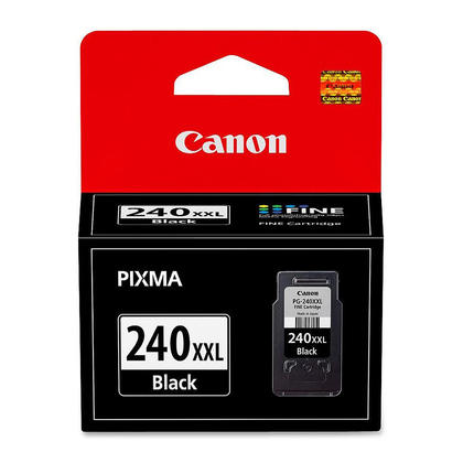 Canon PIXMA MG3222 Original Black Ink Cartridge, Extra High Yield