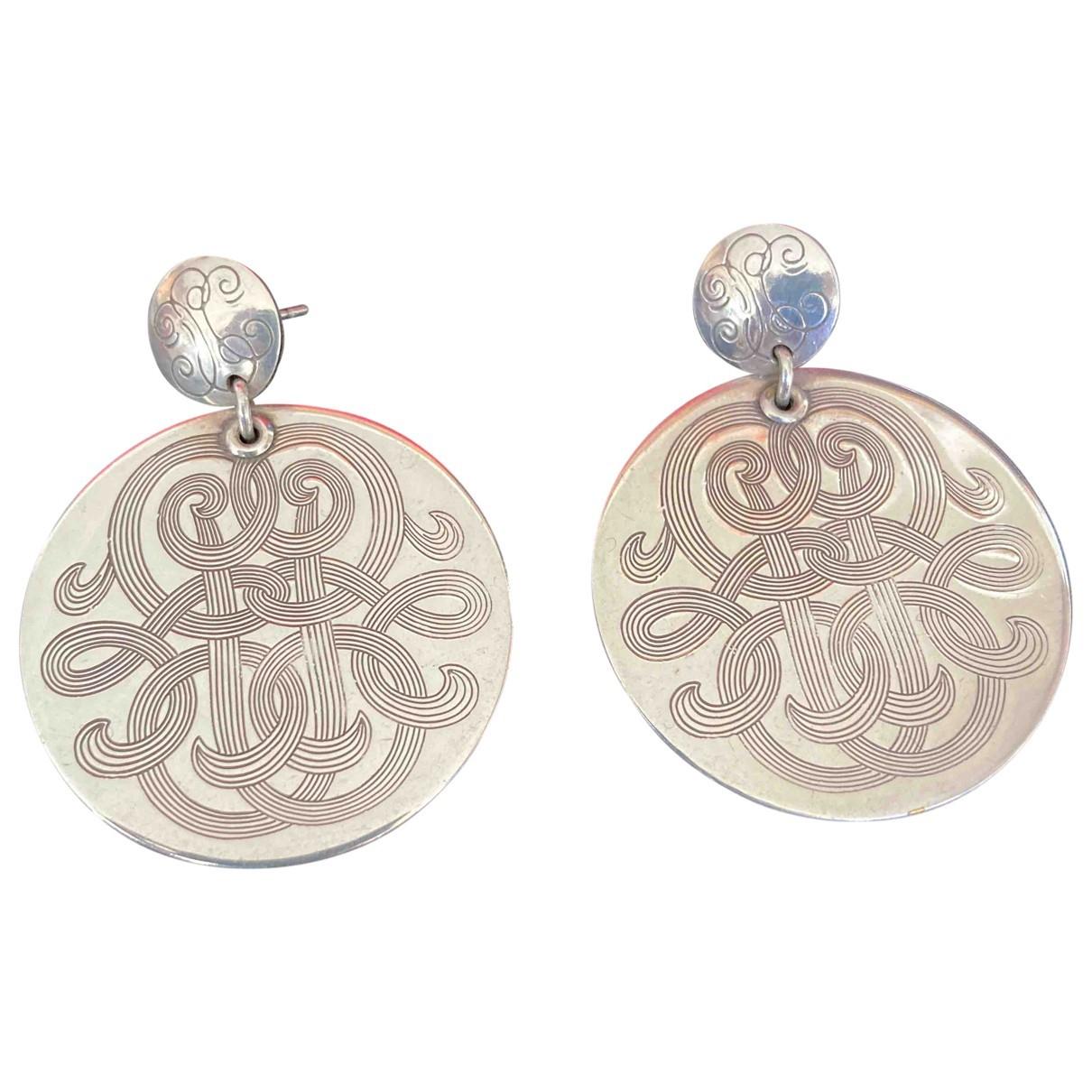 Gas N Silver Silver Earrings for Women N