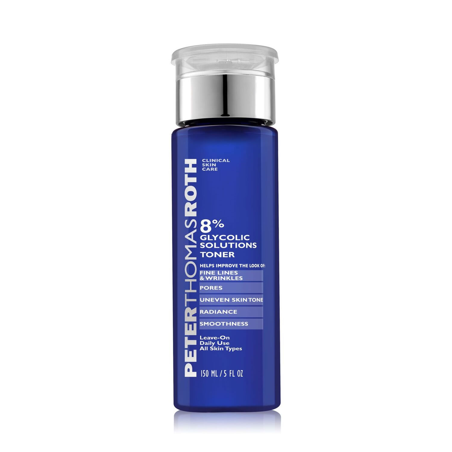 Peter Thomas Roth 8% GLYCOLIC SOLUTIONS TONER (150 ml / 5.0 fl oz)