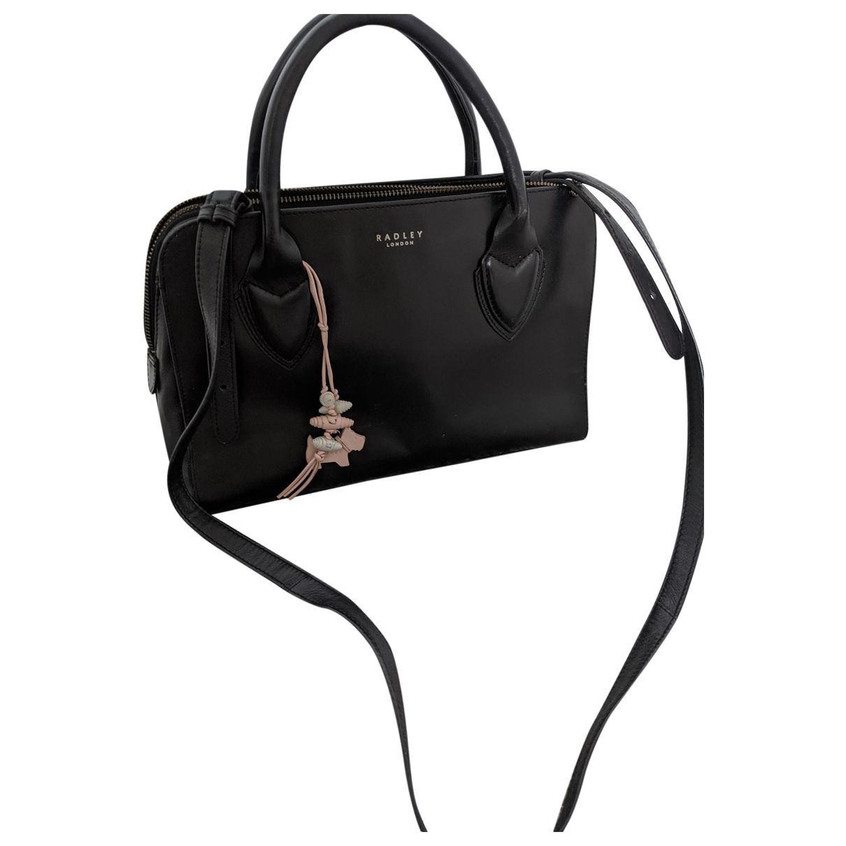 Radley London \N Black Leather handbag for Women \N