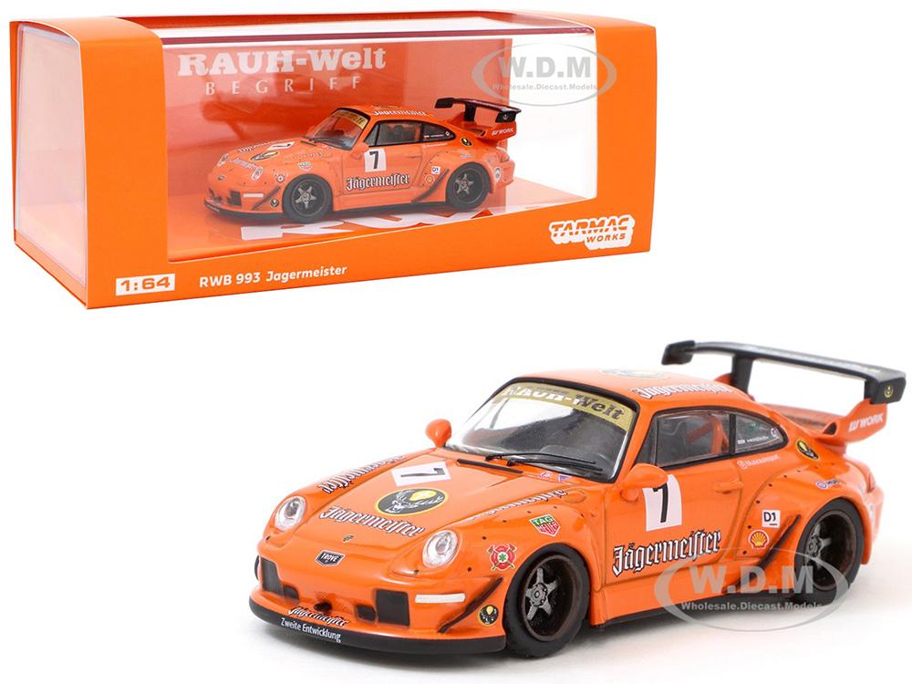 Porsche 993 RWB 7