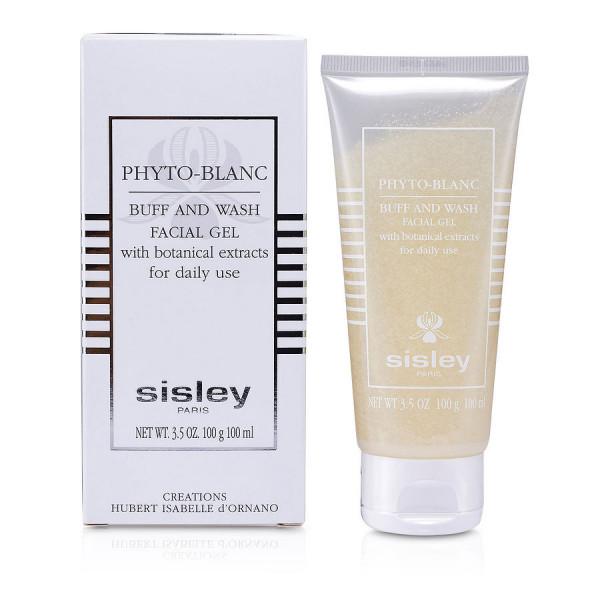 Buff and Wash Facial - Sisley Pflege-Gel fuer die Gesichtshaut 100 ML