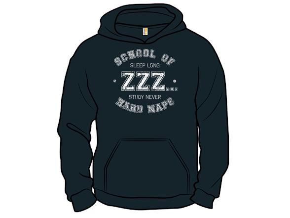School Of Hard Naps Crewneck Sweatshirt
