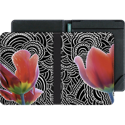 tolino vision 2 eBook Reader Huelle - Tulips von Kaitlyn Parker