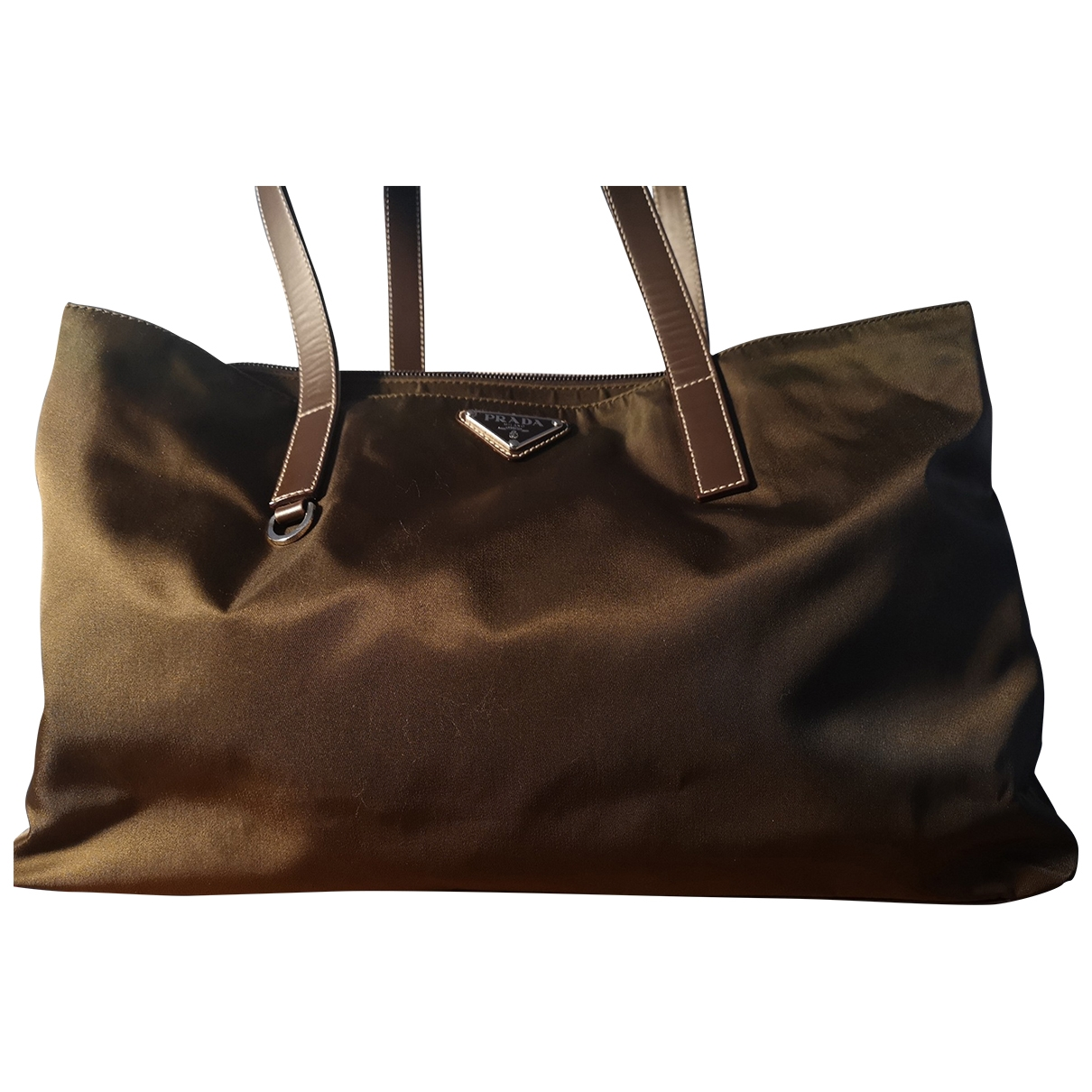 Prada \N Cloth handbag for Women \N
