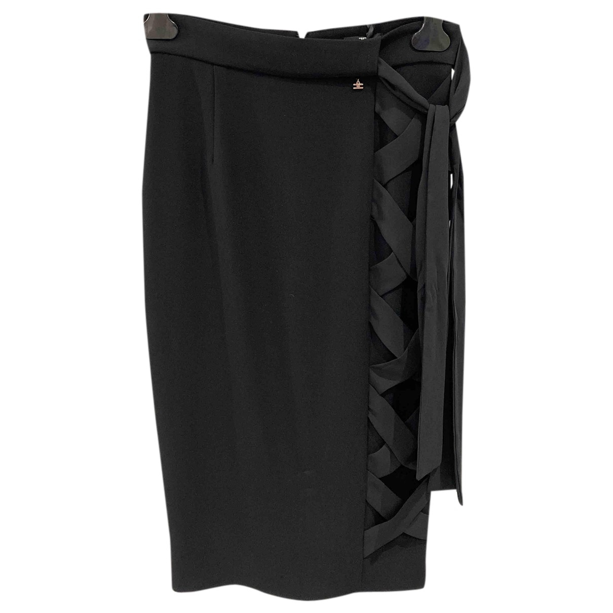 Elisabetta Franchi N Black skirt for Women 38 FR