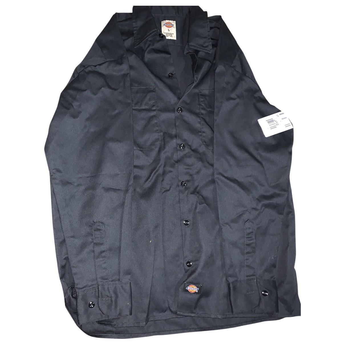 Dickies - Chemises   pour homme - noir