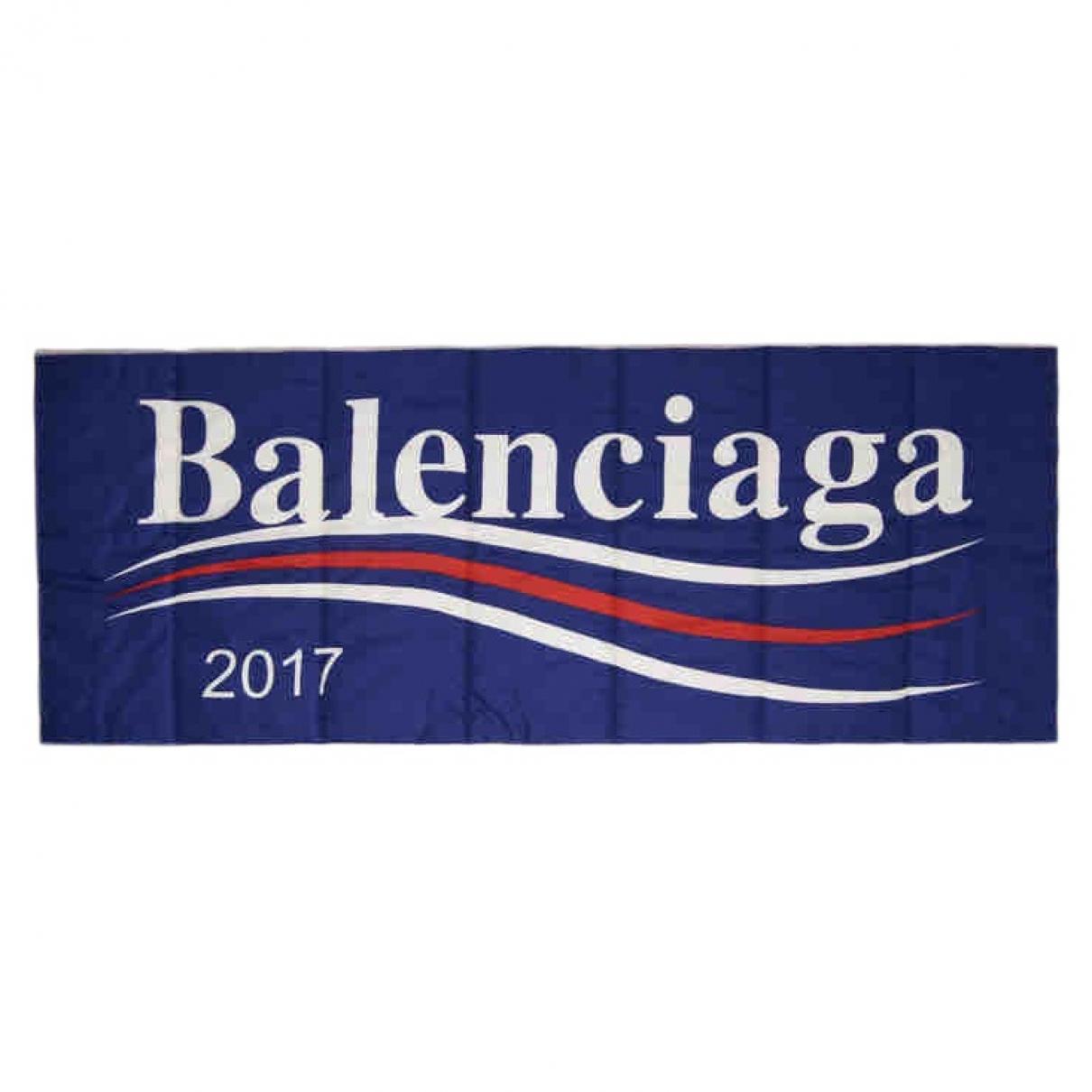 Balenciaga \N Tuecher, Schal in  Bunt Seide