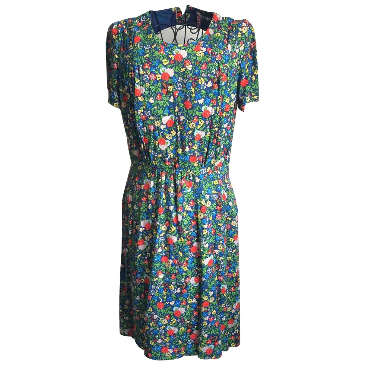 Bimba Y Lola \N Cotton dress for Women S International