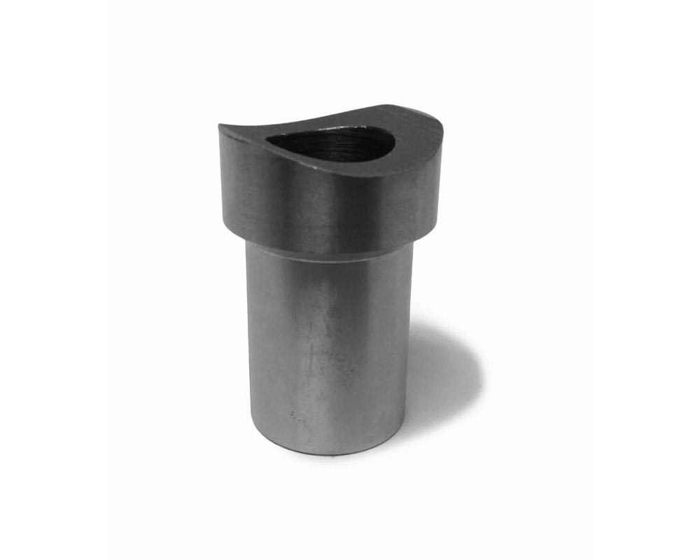 Steinjager J0031015 Fits 2.000 OD x 0.250 wall Tubing Adaptor, Coped Accepts a 2.50 diameter bushing 1 Pack