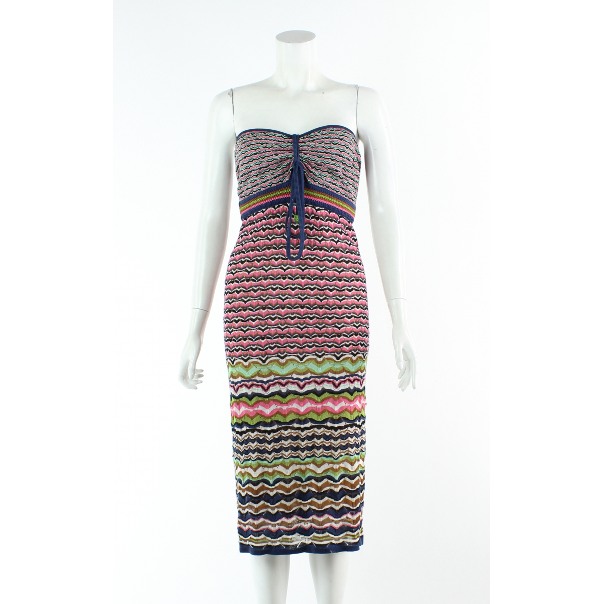 M Missoni \N Multicolour Cotton dress for Women 48 FR