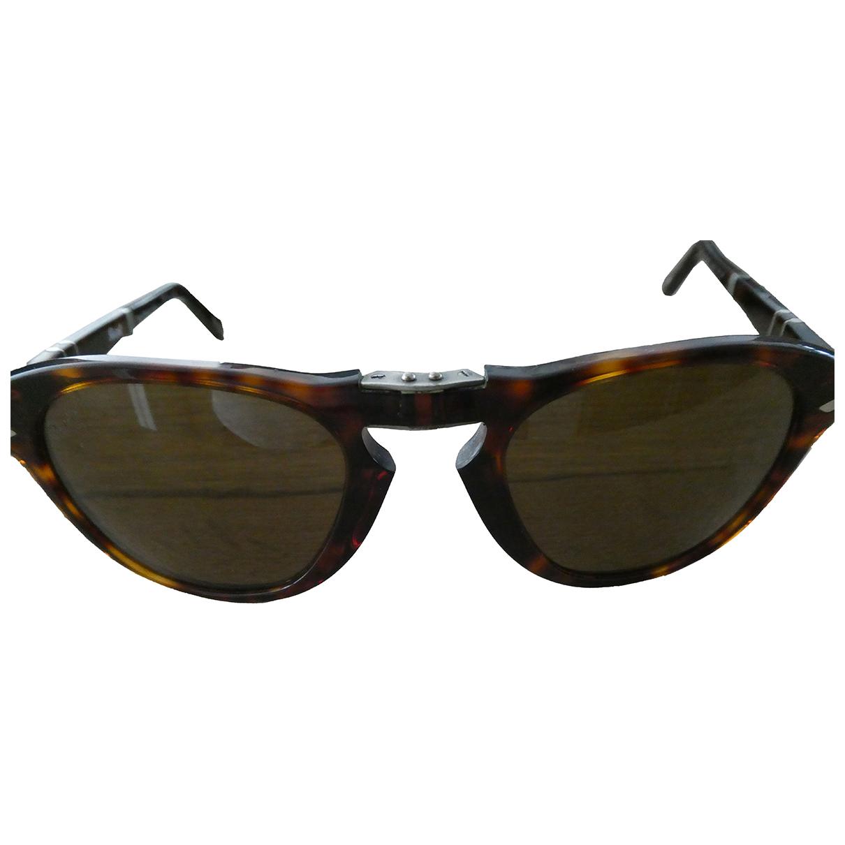 Persol \N Brown Sunglasses for Men \N