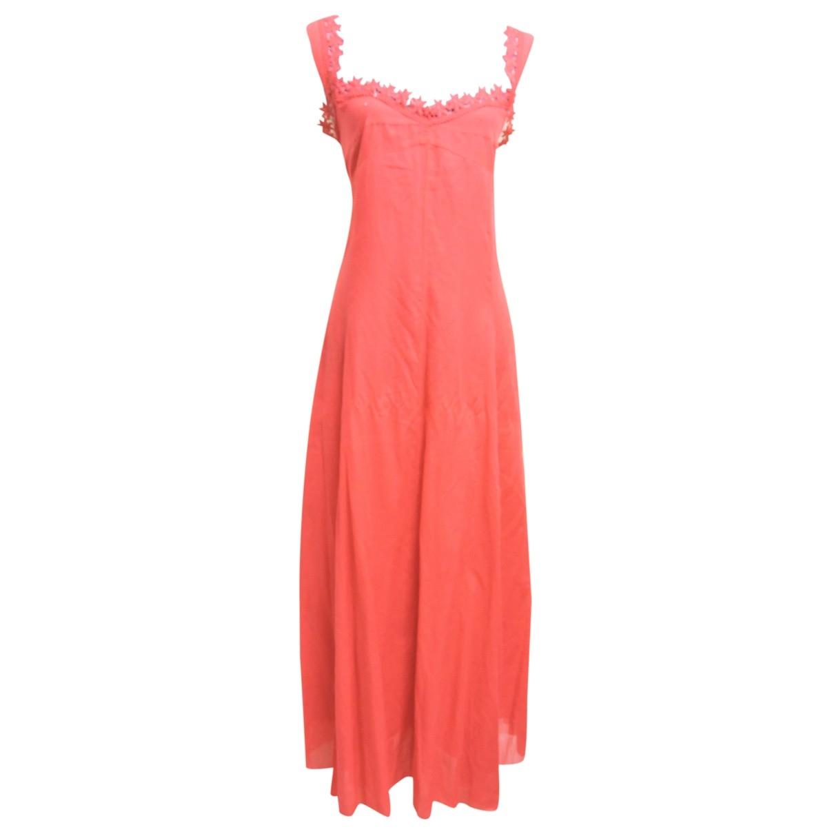 Charo Ruiz \N Kleid in  Rosa Baumwolle