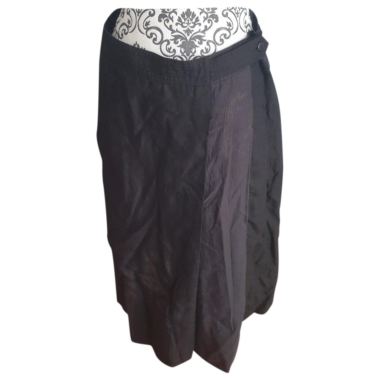 Falda midi de Lino Comptoir Des Cotonniers