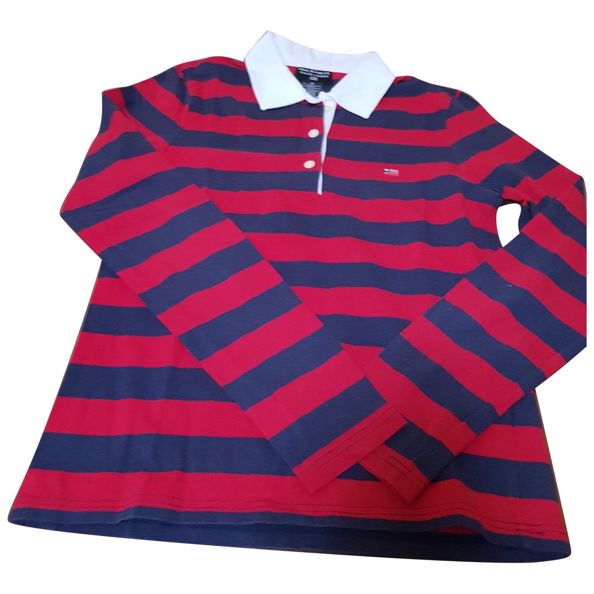 Polo Ralph Lauren \N Multicolour Cotton  top for Women 40 FR