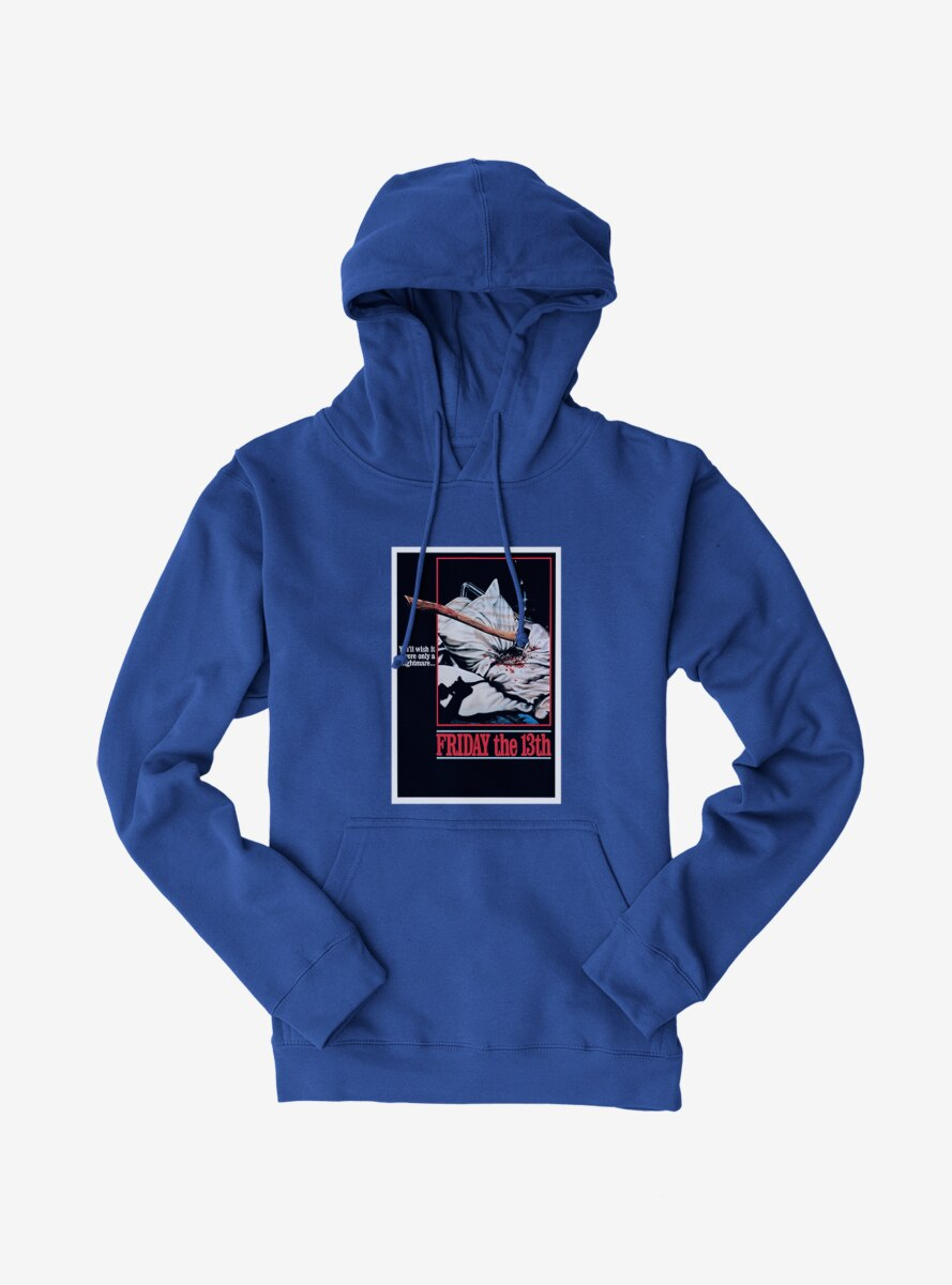 Friday The 13th Axe Hoodie