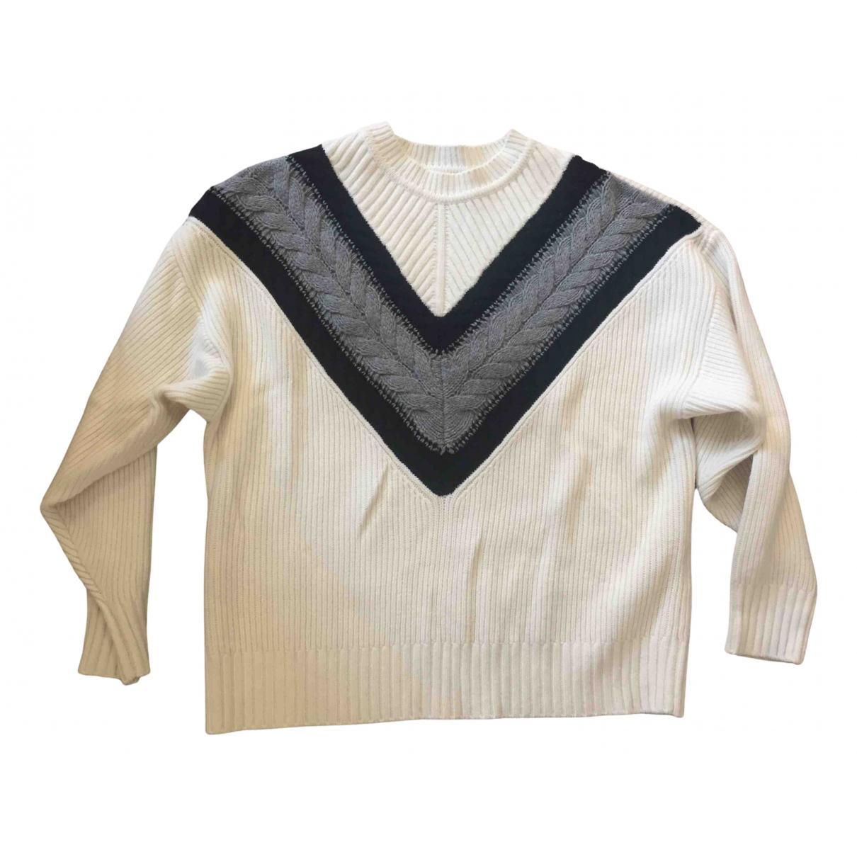See By Chloé N White Wool Knitwear for Women S International