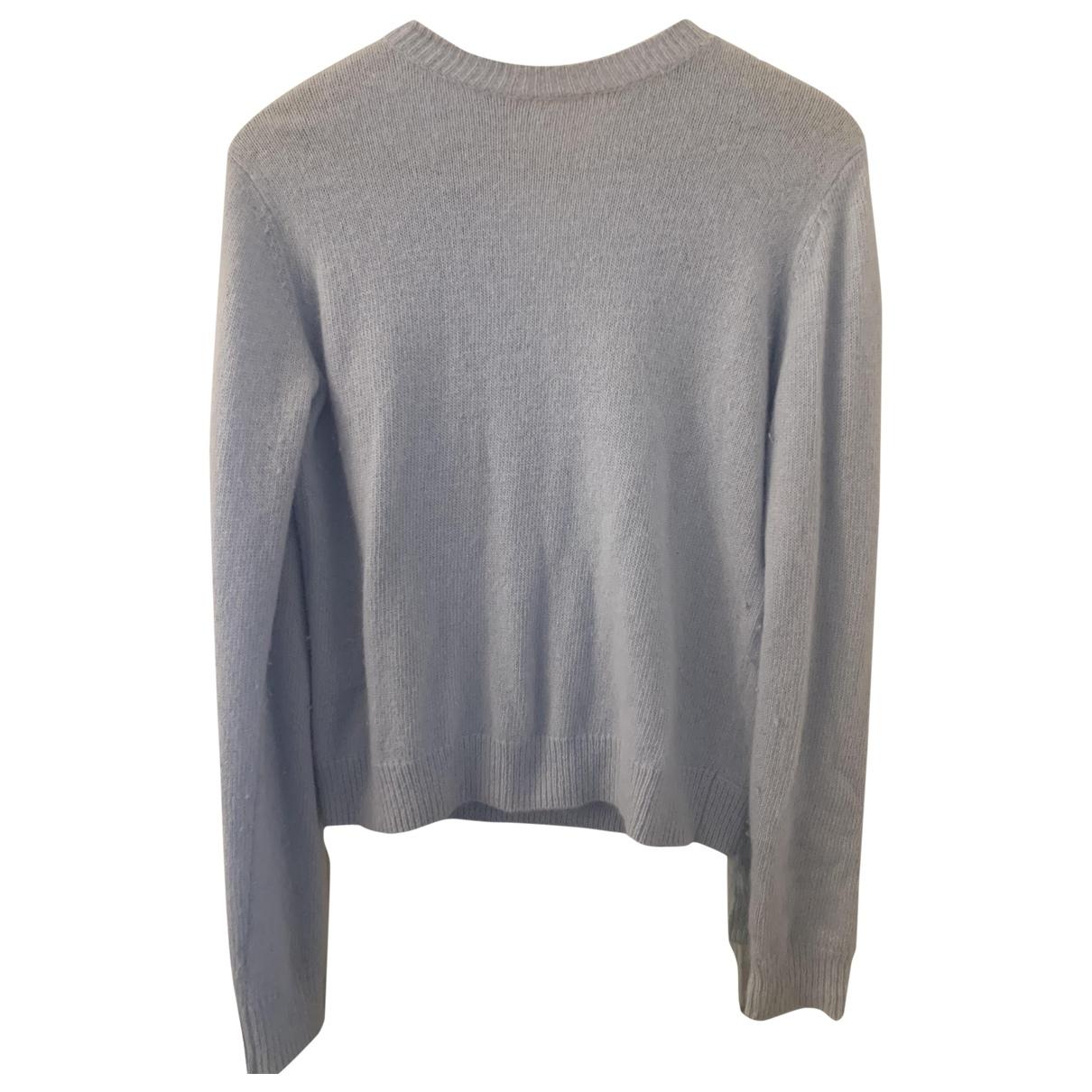 Maje \N Blue Wool Knitwear for Women 38 FR