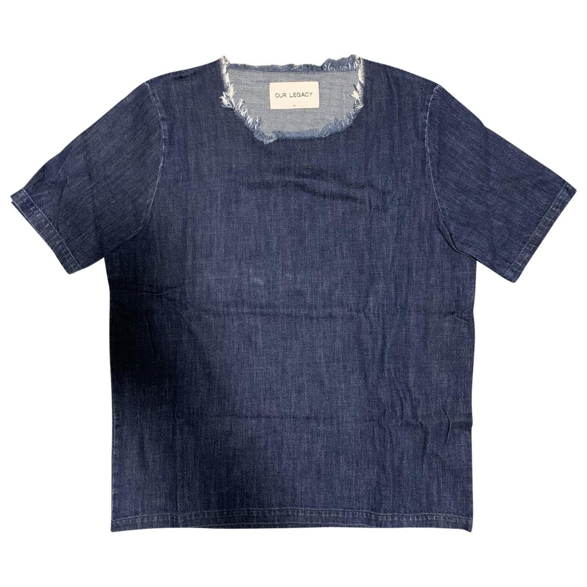 Our Legacy - Tee shirts   pour homme en coton