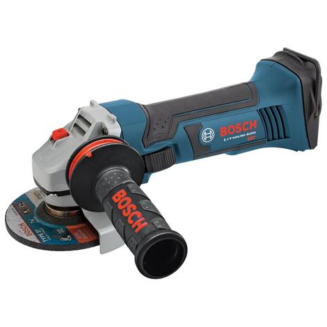 Bosch 18 V 5 In. Angle Grinder (Bare Tool)
