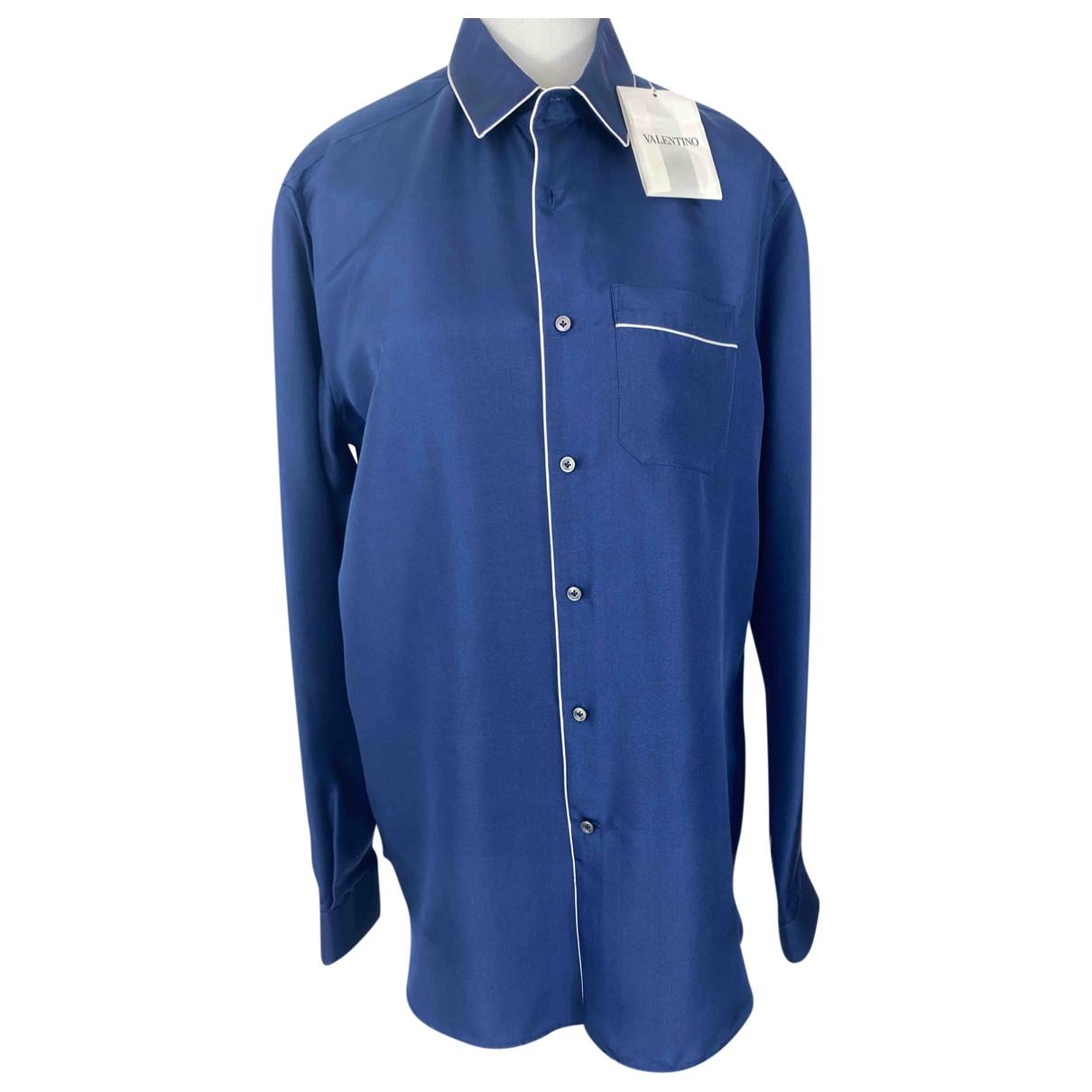 Camisa de Seda Valentino Garavani
