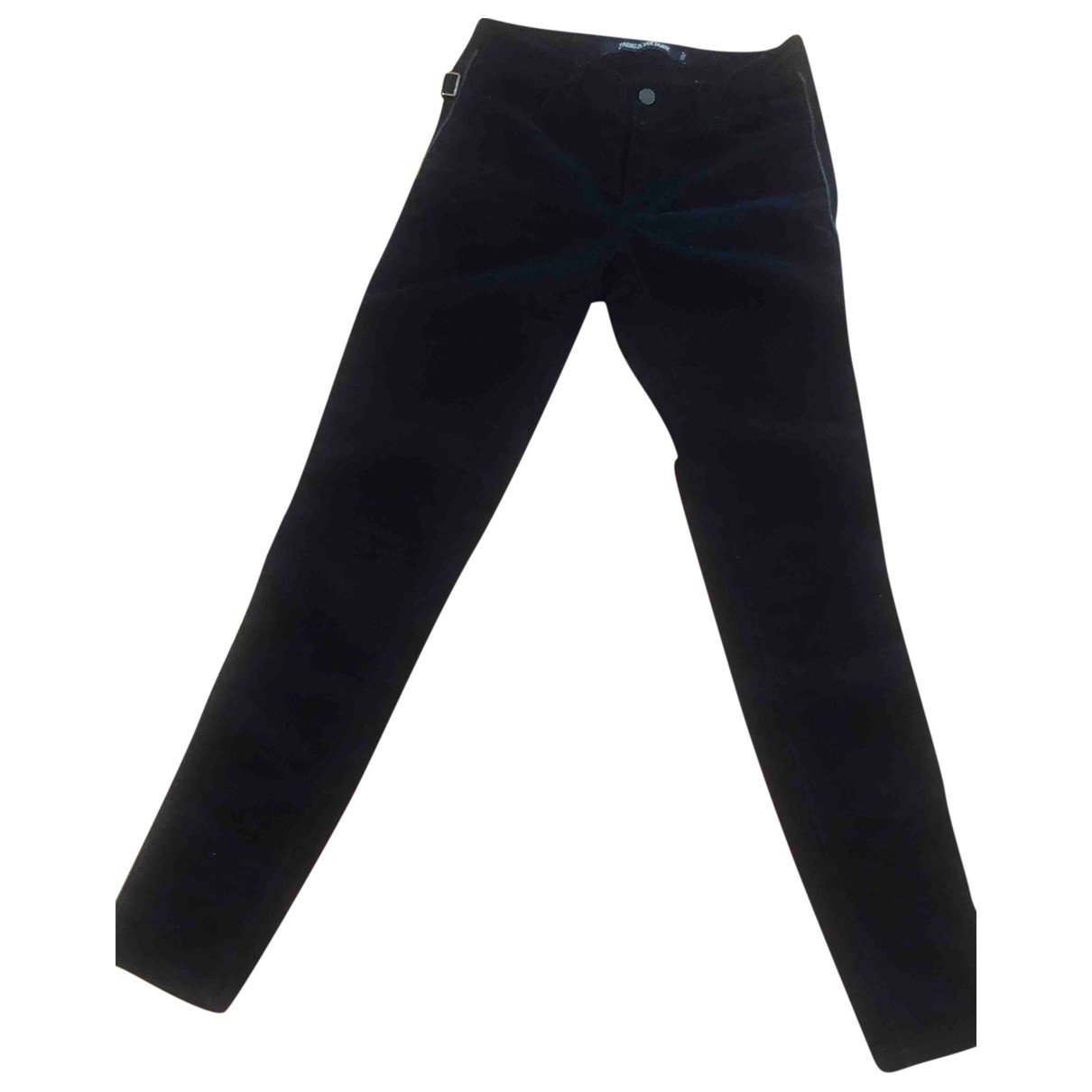 Pantalon pitillo de Terciopelo Zadig & Voltaire