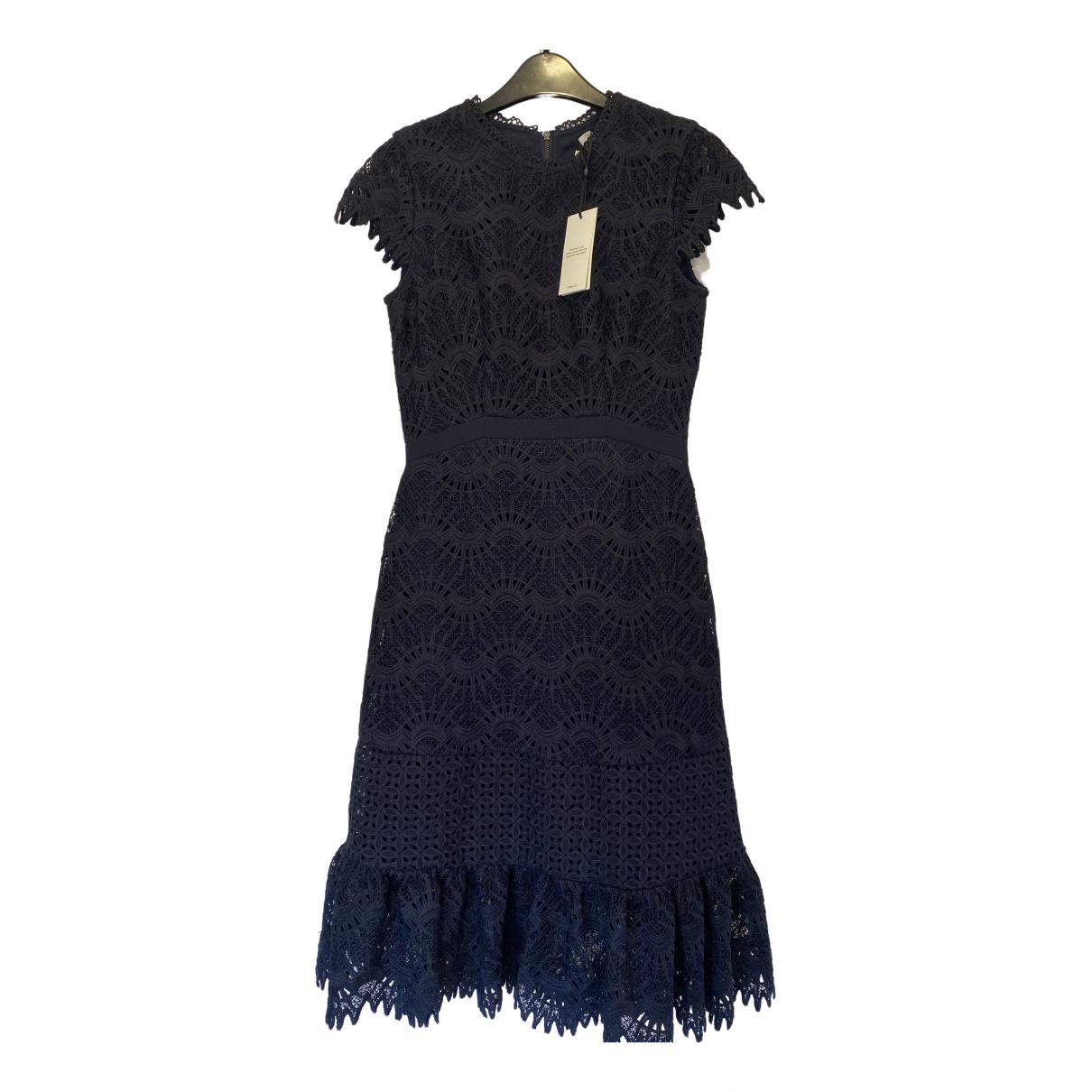 Whistles \N Navy dress for Women 8 UK